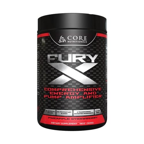 Core Nutrionals Fury X