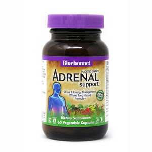Blue Bonnet Targeted Choice® Adrenal Support Vegetable Capsules