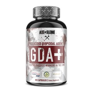 Axe & Sledge GDA+ // GLUCOSE DISPOSAL AGENT