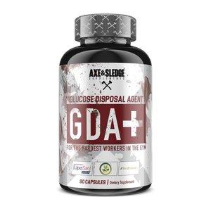Axe & Sledge GDA+ // GLUCOSE DISPOSAL AGENT