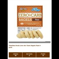 Love-The-Taste Thin Slim Bagels