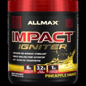 Allmax Nutrition Impact Igniter