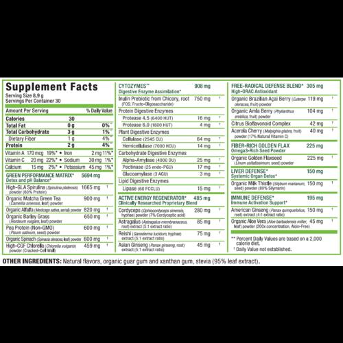 Allmax Nutrition CytoGreens (30 servings)
