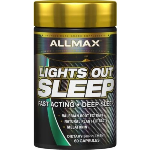 Allmax Nutrition Lights Out Sleep