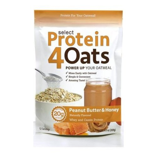 PES Protein 4 Oats