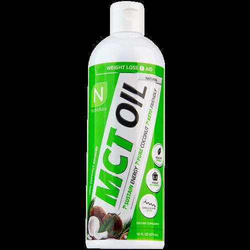 Nutrakey MCT Oil