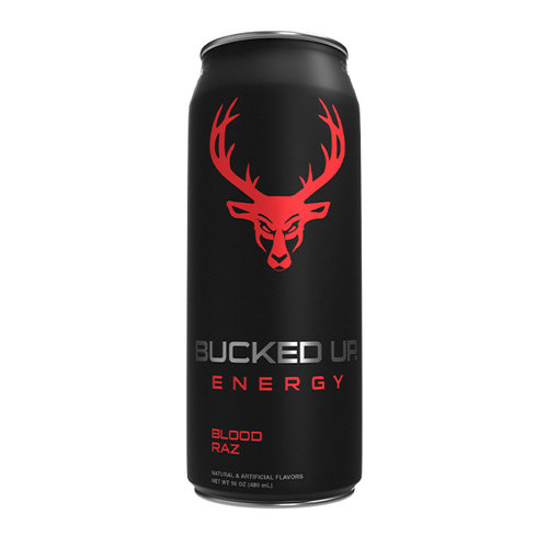 Bucked Up Bucked Up Energy Drink