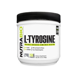 Nutrabio Tyrosine Powder (150 grams)