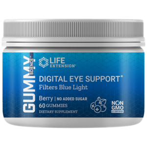 Life Extension Gummy Science Digital Eye Support