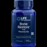 Bone Restore with Vitamin K2 120 caps
