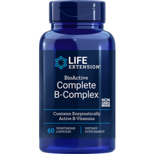Life Extension BioActive Complete B Complex