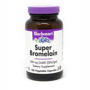 Blue Bonnet Super Bromelain 500mg