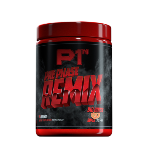 Phase One Nutrition PRE-PHASE Remix