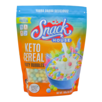 Snack House Puffs Keto Cereal