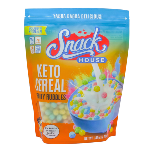 Snack House Foods Snack House Puffs Keto Cereal