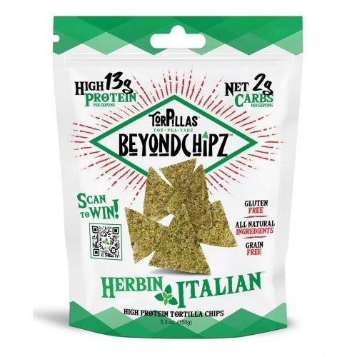 Thin Slim Foods BeyondChipz Torpillas 5.3oz