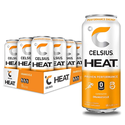 Celsius Celsius Heat Energy Drink