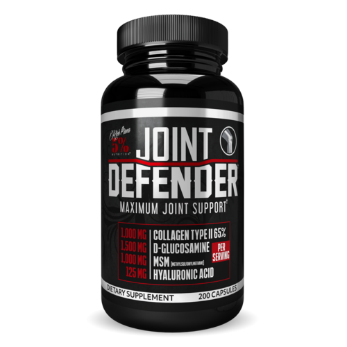 5 Percent Joint Defender Maximum Joint Support (200 Capsules)