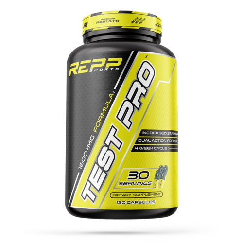Repp Sports Test PRO Test Booster