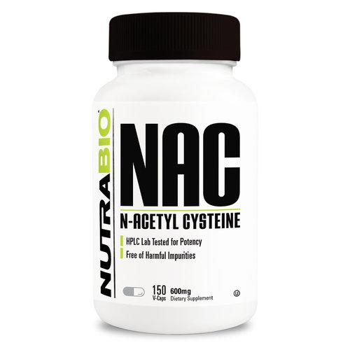 Nutrabio N Acetyl Cysteine (NAC) Powder 150g