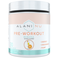 Alani Nu Pre Workout 30 serving