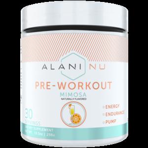Alani Nu Alani Nu Pre Workout 30 serving