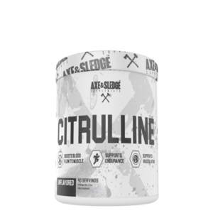 Axe & Sledge Citrulline // Basics Series