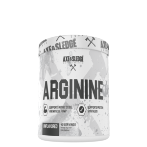 Axe & Sledge Arginine // Basics Series