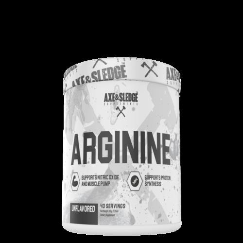 Axe & Sledge Arginine // Basics Series