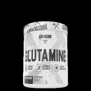 Axe & Sledge Axe & Sledge Glutamine