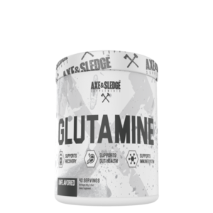Axe & Sledge Glutamine // Basics Series