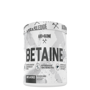 Axe & Sledge Betaine // Basics Series