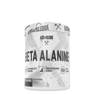 Axe & Sledge Beta Alanine // Basics Series