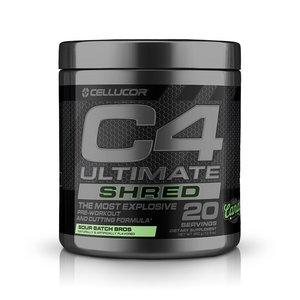 Cellucor C4 Ultimate Shred 20 serving