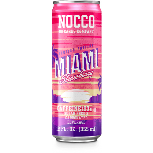 NOCCO NOCCO BCAA Drinks