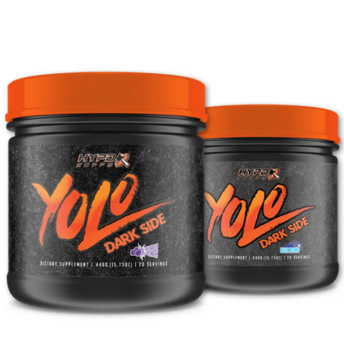 HYPD SUPPS YOLO DARK Pre workout