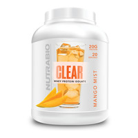 NutraBio Clear Isolate Protein Powder