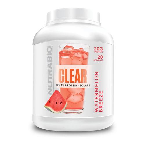 Nutrabio NutraBio Clear Isolate Protein Powder