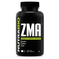 Nutrabio ZMA 90vcaps