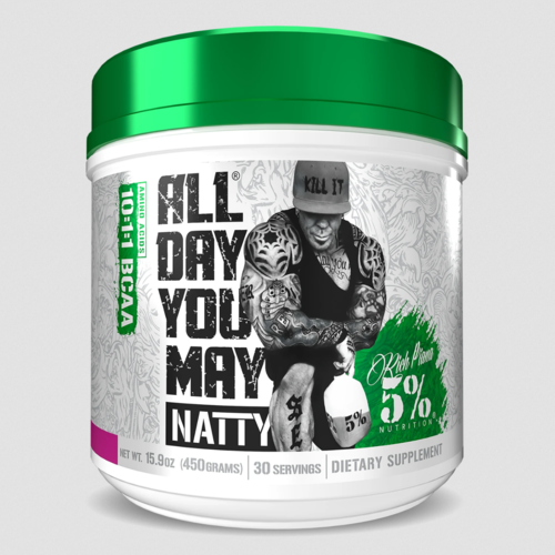5 Percent All Day You May Natty BCAA