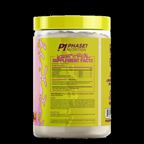 Phase One Nutrition Brain Blitz Remix 25 serving