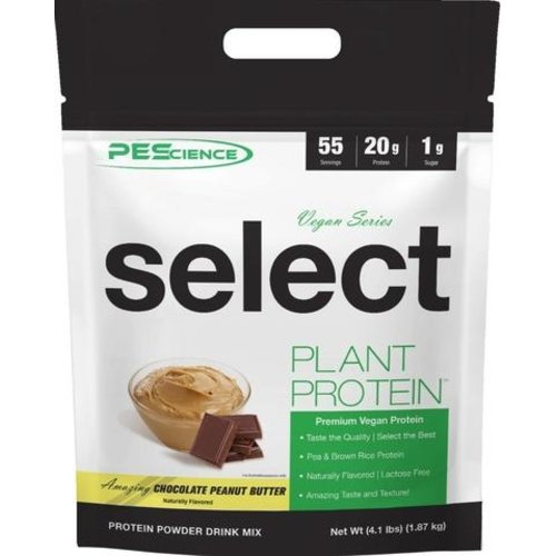 PES Select 4lb Vegan Protein