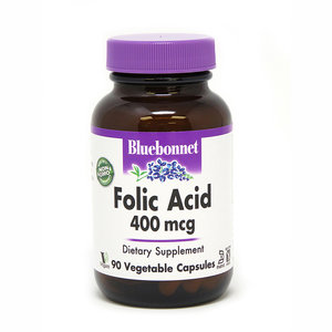 Blue Bonnet Blue Bonnet Folic Acid