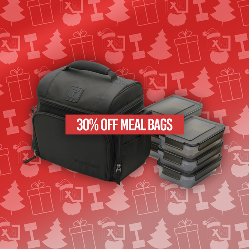 30% Off Meal Prep Bags