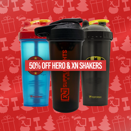 50% Off Shakers