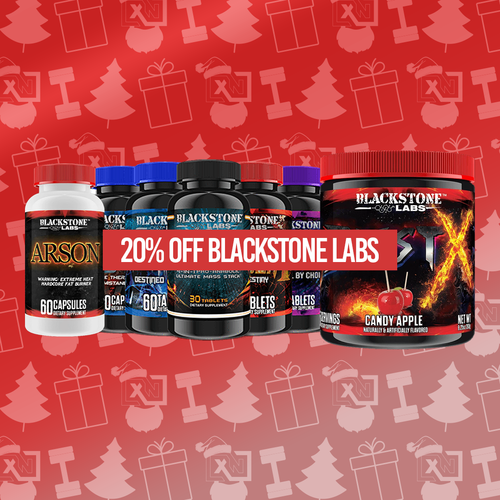 20% Off Blackstone Labs
