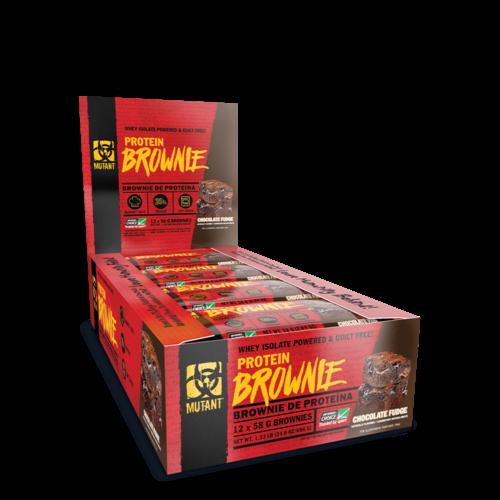 Mutant 12pk Protein Brownies
