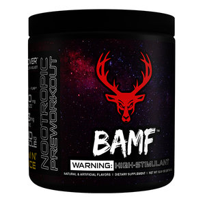 Bucked Up BAMF™ Nootropic Pre-Workout
