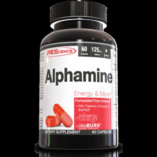 PES Alphamine Pills