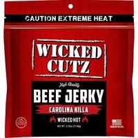 Wicked Cutz Beef Jerky 2.75oz
